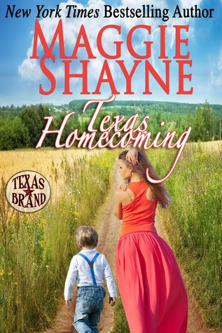 Texas Homecoming (The Texas Brand, #9)