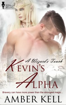 Book Review: Kevin's Alpha by Amber Kell