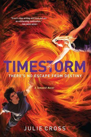 Timestorm: A Tempest Novel