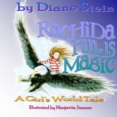 Rachida Finds Magic by Diane Stein