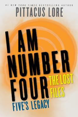 Five's Legacy (Lorien Legacies: The Lost Files, #7)