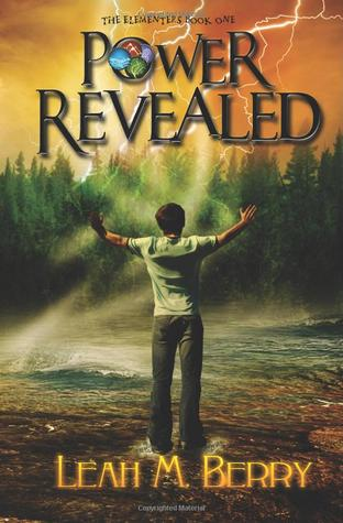 Power Revealed (The Elementers, #1)