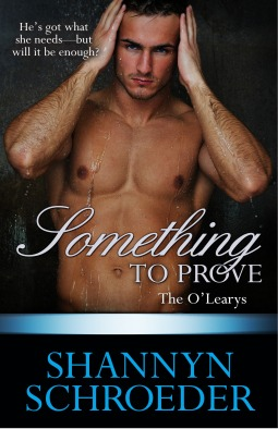 Something to Prove (The O'Leary's, #3)
