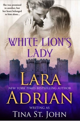 White Lion's Lady by Tina St. John