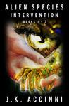 Alien Species Intervention Books 1-3