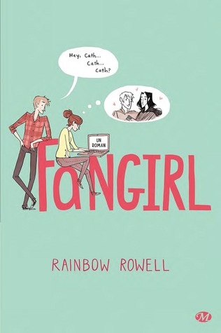 fangirl rainbow rowell milady