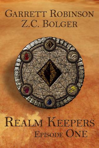 Realm Keepers by Garrett Robinson