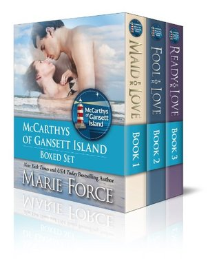 McCarthys of Gansett Island Boxed Set (The McCarthys of Gansett Island #1-3)