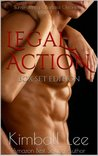 Legal Action - Box Set (Books 1-4) (Surrendering Charlotte Chronicles)