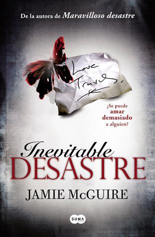 Reseña: Inevitable Desastre - Jamie McGuire
