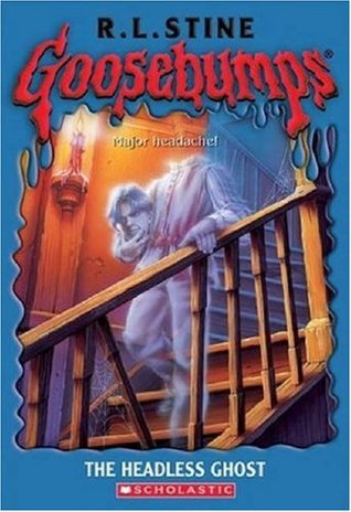 https://www.goodreads.com/book/show/125623.The_Headless_Ghost
