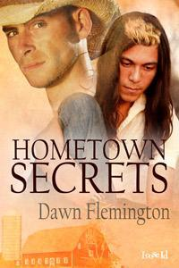Book Review : Hometown Secrets by Dawn Flemington