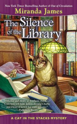 The Silence of the Library (Cat in the Stacks Mystery, #5)