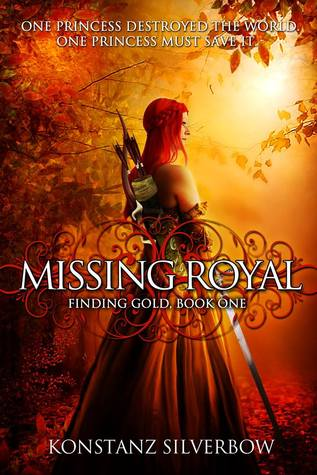 Missing Royal (Finding Gold, One)
