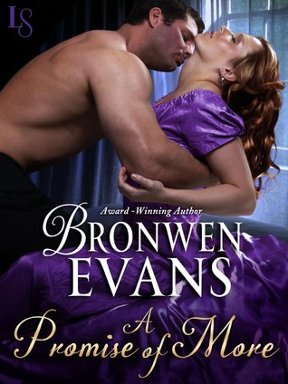 A Promise of More (The Disgraced Lords, #2)