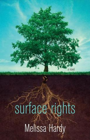 Surface Rights by Melissa Hardy