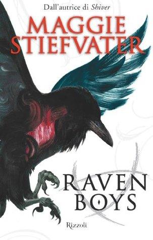 Raven Boys (Italian Edition)