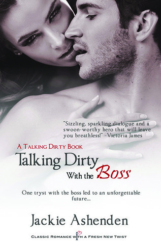 Talking Dirty with the Boss Cover