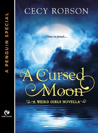 Review: A Cursed Moon by Cecy Robson