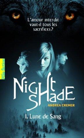 Lune de sang (Nightshade, #1)