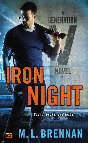 Iron Night (American Vampire, #2)