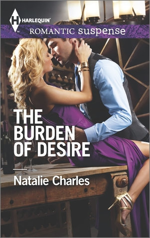 The Burden of Desire by Natalie Charles
