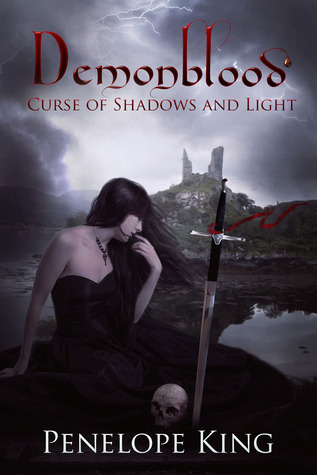 Curse of Shadows and Light (Demonblood, #3)