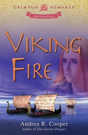 Review: Viking Fire by Andrea Cooper