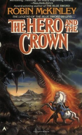 The Hero and the Crown (Damar #1)