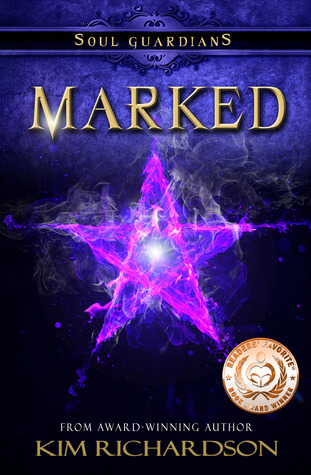 Marked (Soul Guardians, #1)