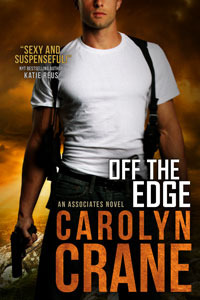 Off the Edge (The Associates, #2)