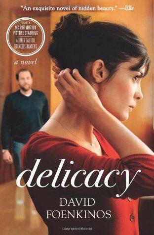 Delicacy book cover