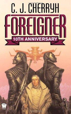 Foreigner (Foreigner #1)