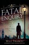 Fatal Enquiry (Barker & Llewelyn, #6)