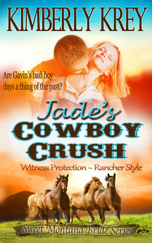 Jade's Cowboy Crush (Sweet Montana Bride Series #2)