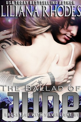 The Ballad of Jude (Backstage with Silverlight, #1)
