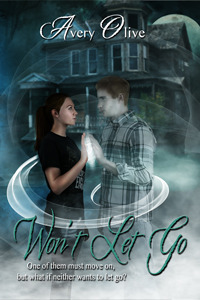 Won't Let Go (Won't Let Go, #1)