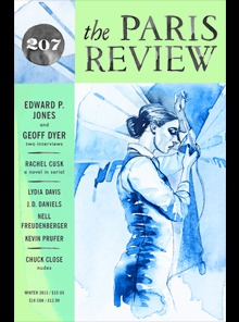 The Paris Review, Issue 207