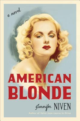 book cover: american blonde by jennifer niven