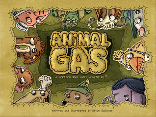 Animal Gas by Bryan Ballinger