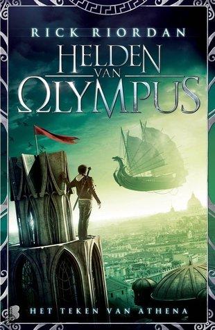 Het teken van Athena (The Heroes of Olympus, #3)
