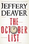 The October List by Jeffery Deaver