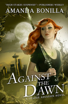 Review: Against the Dawn by Amanda Bonilla