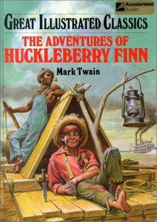 A plot review of the novel adventures of huck finn
