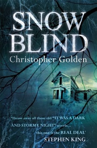 Snowblind - Christopher Golden