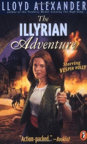 The Illyrian Adventure (Vesper Holly, #1)