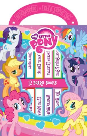 My Little Pony: 12-Piece Board Book Set