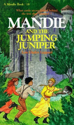 Mandie and the Jumping Juniper (Mandie Books, 18)
