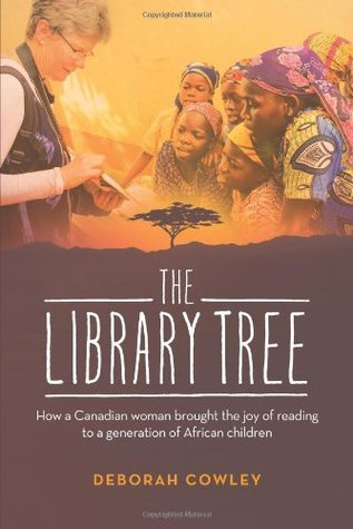 The Library Tree by Deborah Cowley