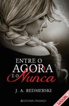 Entre o Agora e o Nunca (The Edge of Never, #1)